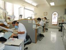 初めて来院の方診療室